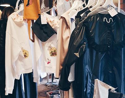 "Polish fashion &design trade fair ""Bakalie "" /2018"