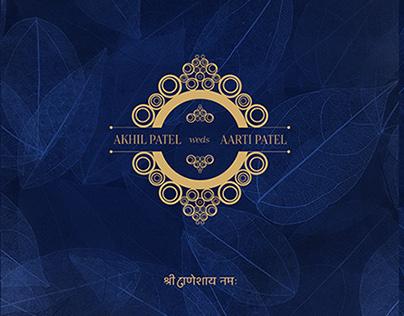 Indian Invitation Card