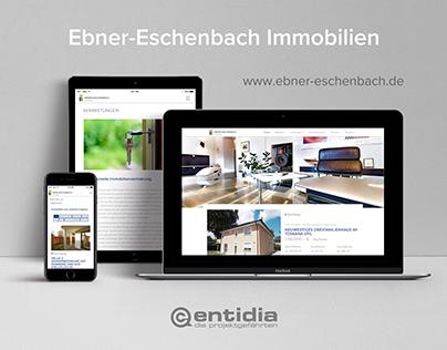Ebner-Eschenbach Immobilien Website