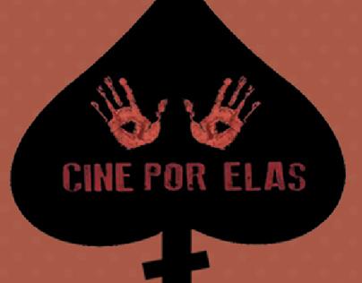 Arte para Web - Cine por Elas