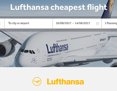 Airtickets and Tripsta landing pages