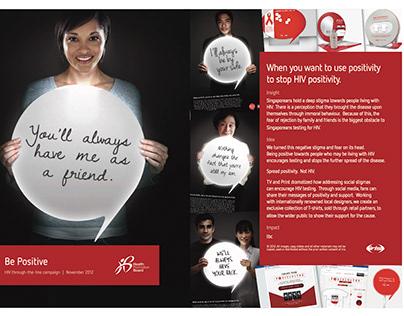 HIV Awareness Singapore 2012