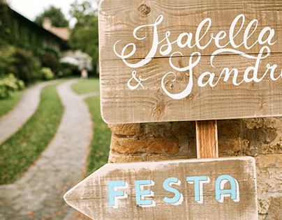 wedding / Isabella & Sandro