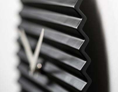 WaveCLOCK - wall clock