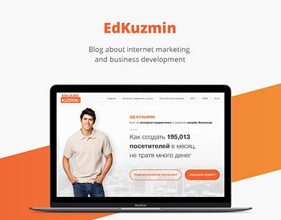 Ed Blog/internet marketing/Business