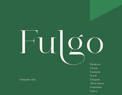 Fulgo Font