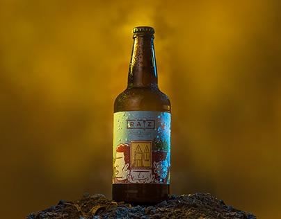 Cerveja Artesanal Raiz