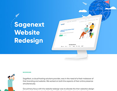 Website Redesign for a Cloud SaaS - SimplePlan Media