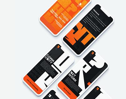 Nordic Sports Tech - Branding, website & marketing