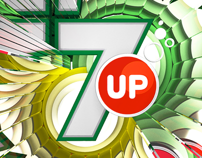 7UP. Campaign.