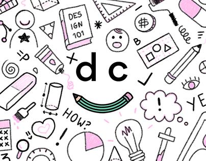The Design Clinic Identity