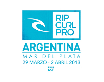 Rip Curl Pro Argentina 2013