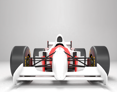 McLaren - MP4/8