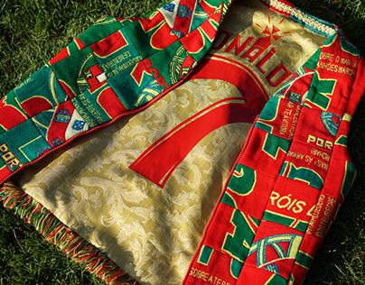 ELDEJO x Portugal Cup Winner's Tribute Reversible Vest