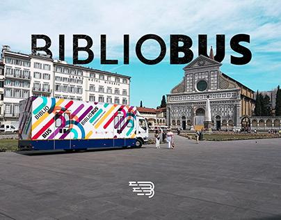 BIBLIOBUS - Florence / Branding & Art Direction