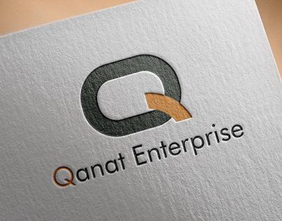 Qanat Enterprise - Brand Identity Design
