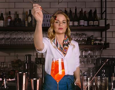 Bartender Portraits - Bellingham Cocktail Week