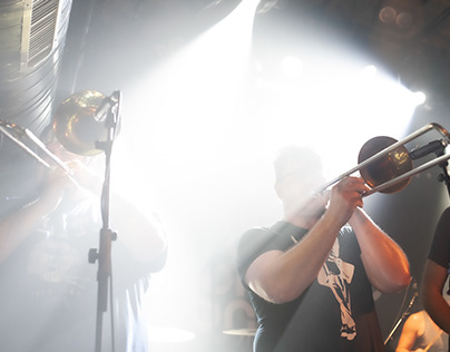 Youngblood Brass Band Live Photos • Europe 2019