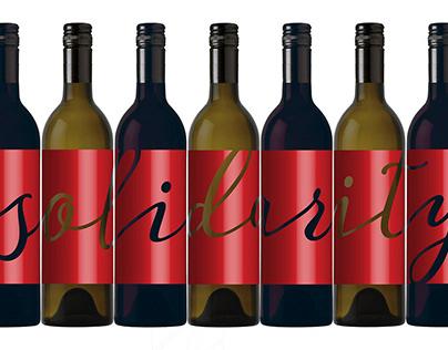 Life Ball Solidarity Wine Labels