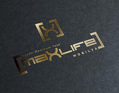 Maxlife Mobilya Logo Tasarım Çalışması