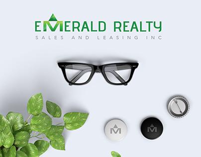 Emerald Realty Branding Identity