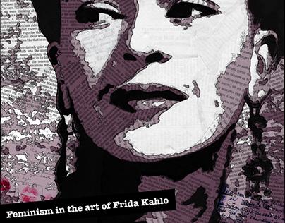 Frida Kahlo Portrait Project
