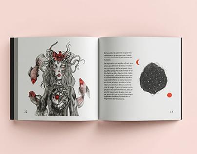 Evaki, Libro Ilustrado