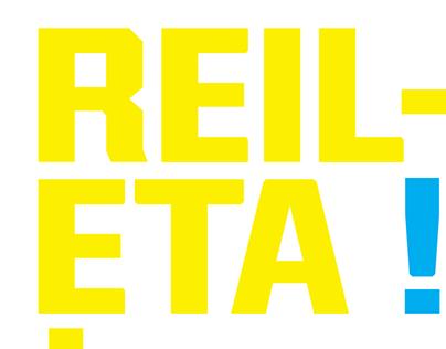 Reileta Typeface