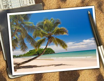 Australia Post Postcards App