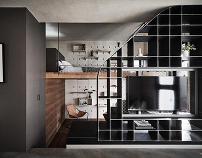 KC design studio | BlackMetal