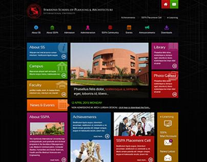 Symbiosis School of Planning & Architecture