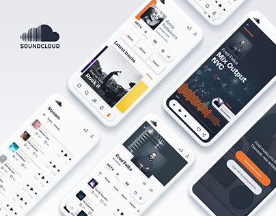Soundcloud: Music App