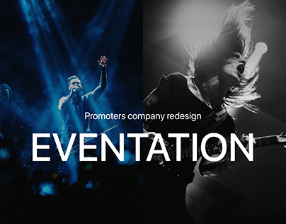 Eventation — Promoters company redesign