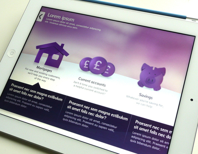 NatWest in-branch ipad
