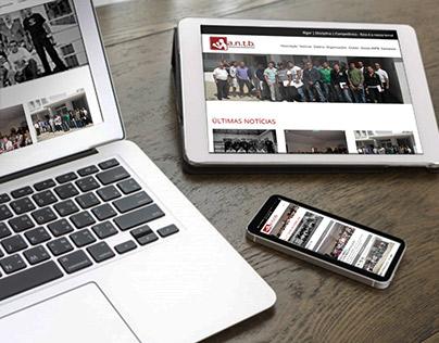 ANTB Website