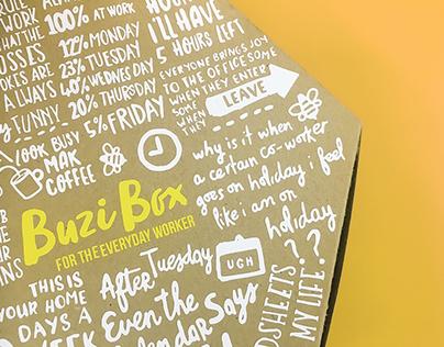 Buzi Box - Healthy Office Snack Box