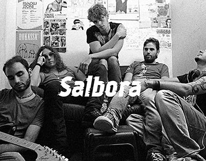 Salbora - logo and album design