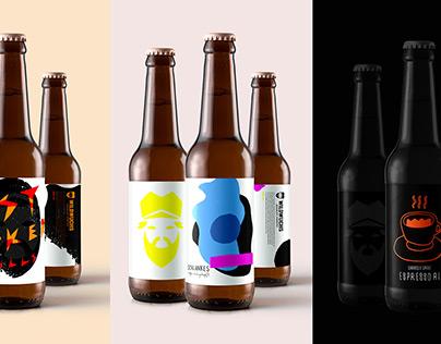WILDWUCH Craft Beer Branding
