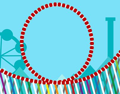 Rollercoaster   Descriptive Word Animation