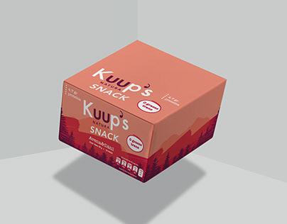 Kuup's Packaging