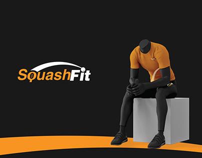 SquashFit - Rebranding
