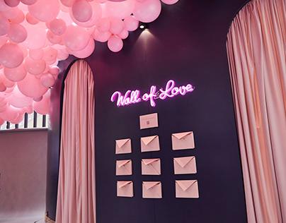 Xi AN POP UP Store