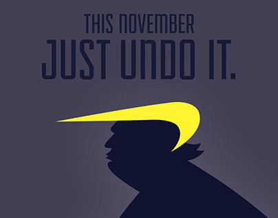This November, Just Undo It.