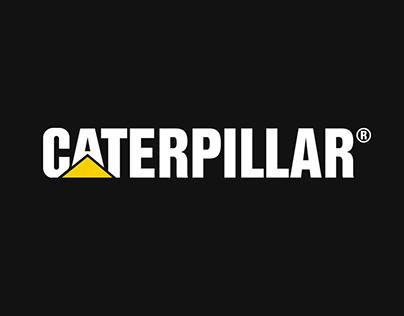 Caterpillar - website redesign
