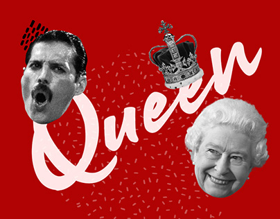 Promo-site Queen | Freddy