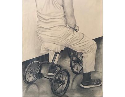 ARTE · Un triciclo bien incómodo (2020)