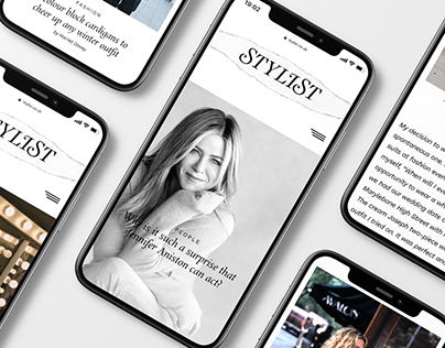 The Stylist Website