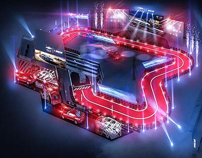 雪佛NASCAR