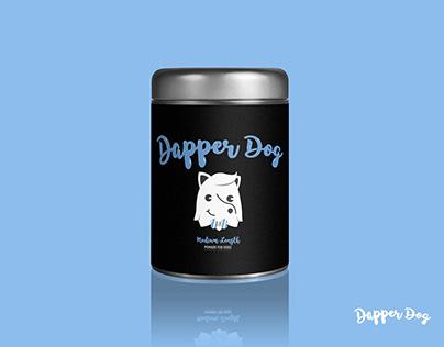 Dapper Dog: Pet Hair Care Packaging
