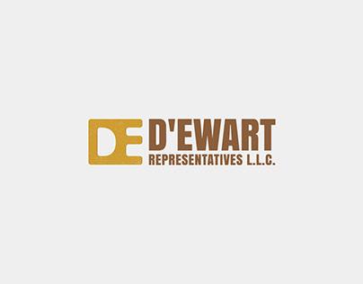 D'ewart Representatives Logo Design